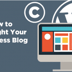 how to copyright your wordpress blog