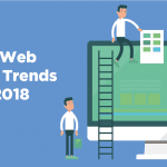 2018 top web design trends