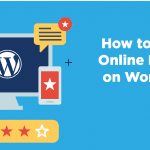 how to set up online reviews on wordpress