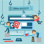 how to make more money from small business website