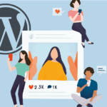 How to connect your social media feed into WordPress
