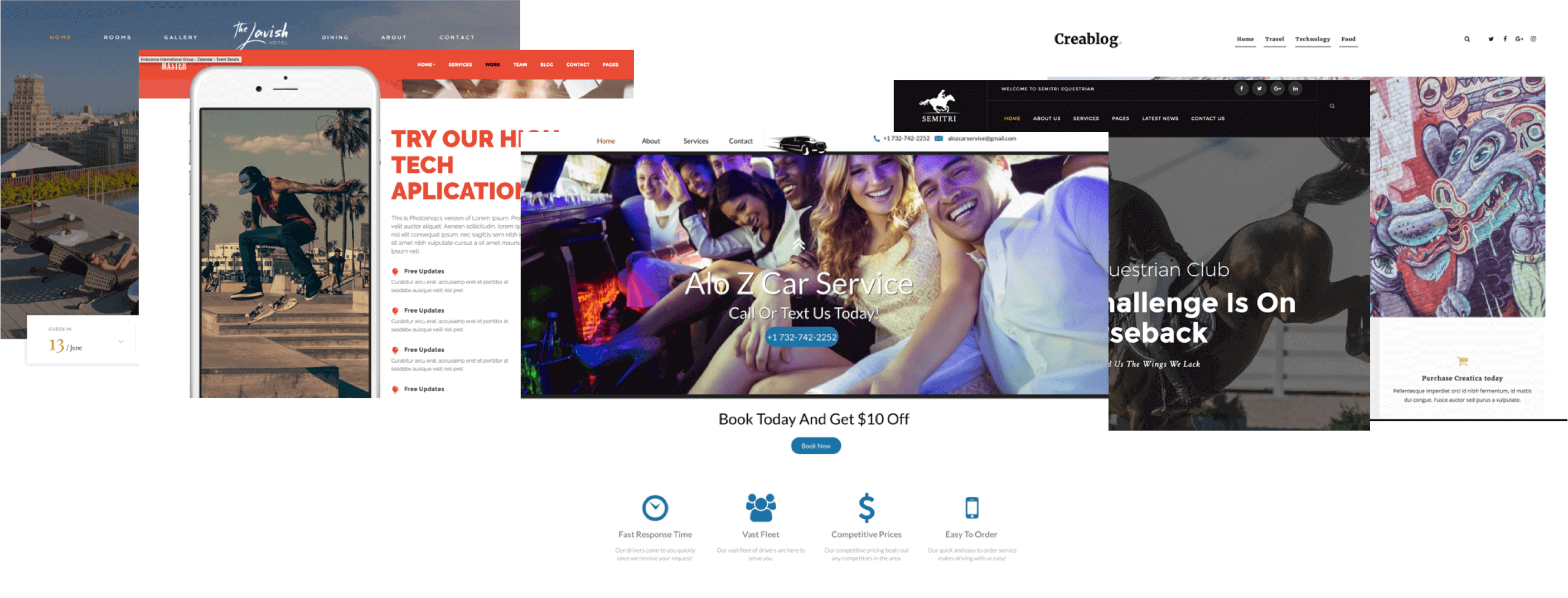 Professional website design services hostgator for Product and service design